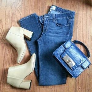 Paige Peg Skinny Jeans 28